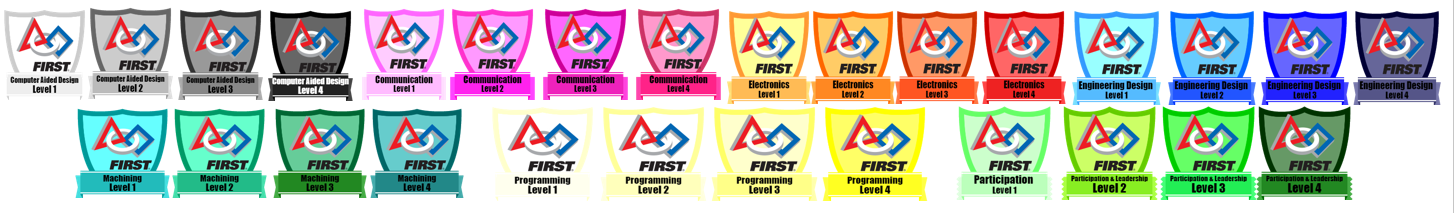 FIRST Badges